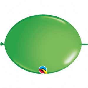 "Qualatex Quick Link Balloons - 6"" Spring Green Quick Link Balloons 